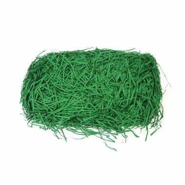 Paasdecoratie groen gras 40 gr