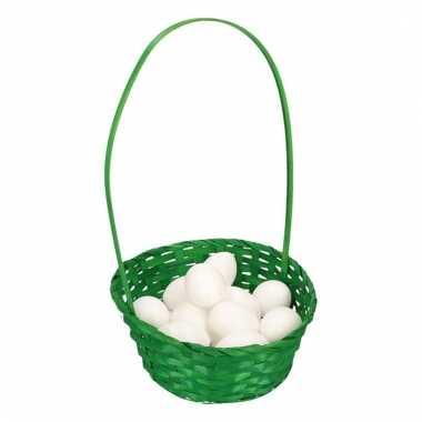 Paasmand met eieren 10103754