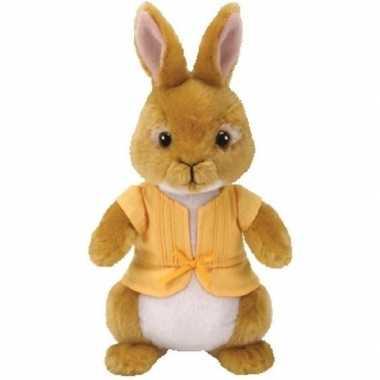 Ty beanie boo peter rabbit mobsy konijn 15 cm pasen knuffeldieren