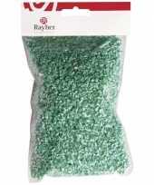 Paasdecoratie groen gras 50 gr